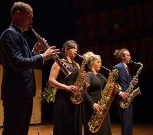 Ferio Saxophone Quartet